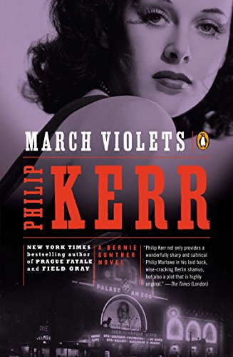 9780142004142: March Violets: A Bernie Gunther Novel