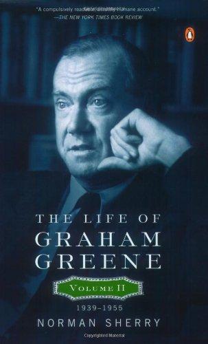 9780142004210: The Life of Graham Greene: Volume II: 1939-1955: 2