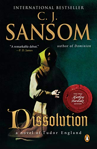 9780142004302: Dissolution: A Matthew Shardlake Tudor Mystery: 1