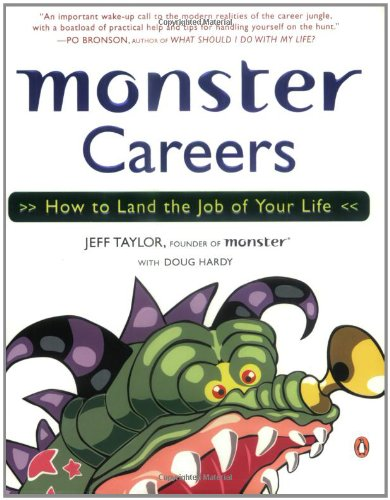 9780142004364: Monster Careers: How to Land the Job of Your Life