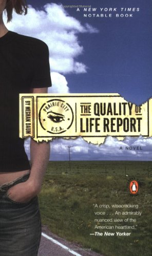 9780142004432: The Quality of Life Report