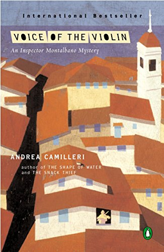 9780142004456: Voice of the Violin (Inspector Montalbano Mysteries)