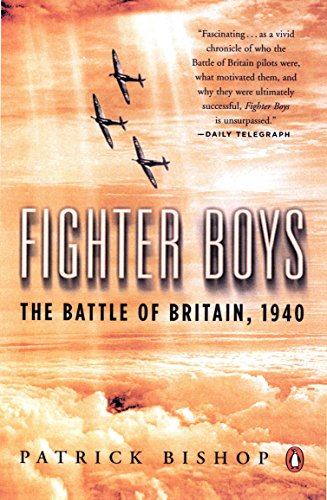 9780142004661: Fighter Boys: The Battle of Britain, 1940