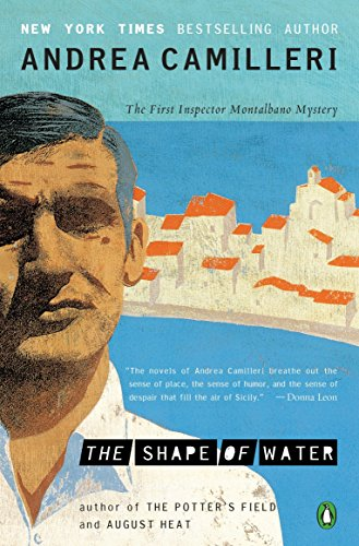9780142004715: The Shape of Water (Inspector Montalbano, Book 1)