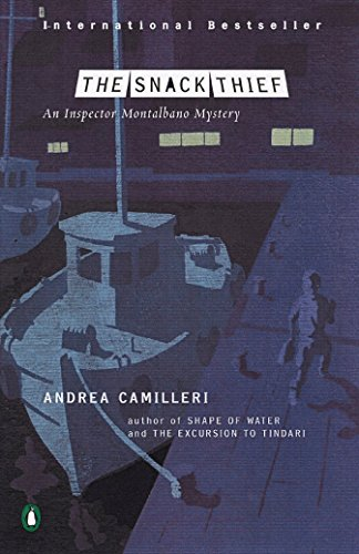 9780142004739: The Snack Thief (Inspector Montalbano Mysteries)