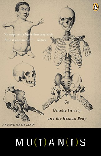 9780142004821: Mutants: On Genetic Variety and the Human Body