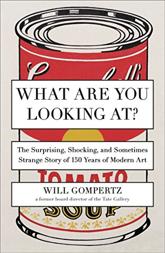 What Are You Looking At?: The Surprising,: Gompertz, Will