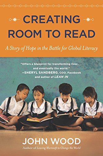 9780142180501: Creating Room to Read: A Story of Hope in the Battle for Global Literacy