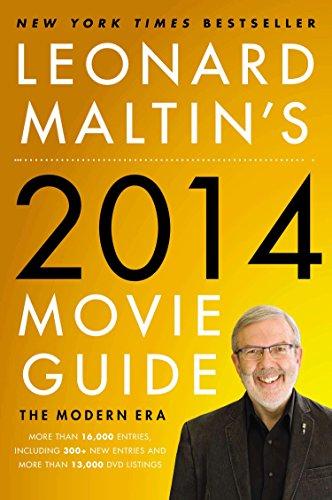 9780142180556: Leonard Maltin's 2014 Movie Guide: The Modern Era (Leonard Maltin's Movie Guide)