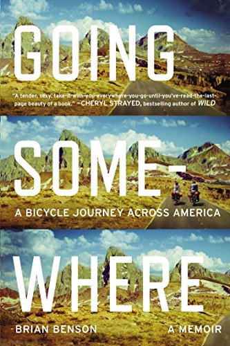 9780142180648: Going Somewhere: A Bicycle Journey Across America