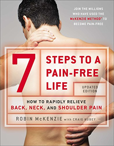 9780142180693: 7 Steps to a Pain-Free Life: How to Rapidly Relieve Back, Neck, and Shoulder Pain
