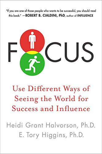 9780142180730: Focus: Use Different Ways of Seeing the World for Success and Influence