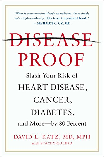 9780142181171: Disease-Proof: The Remarkable Truth About What Makes Us Well