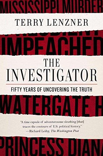 The Investigator: Lenzner, Terry