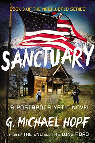 9780142181515: Sanctuary: A Postapocalyptic Novel (New World)