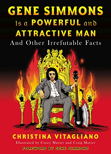 9780142181621: Gene Simmons Is a Powerful and Attractive Man: And Other Irrefutable Facts