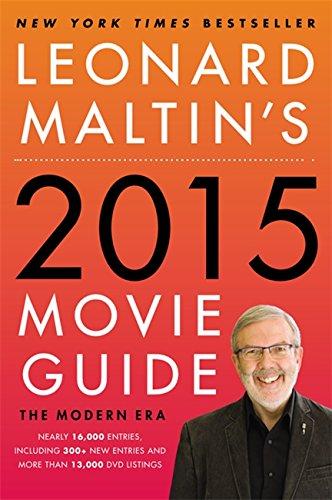 9780142181768: Leonard Maltin's 2015 Movie Guide: The Modern Era (Leonard Maltin's Movie Guide)