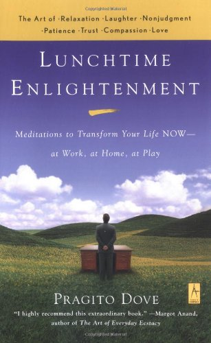 9780142196052: Lunchtime Enlightenment: Meditations to Transform Your Life NOW--at Work, at Home, at Play
