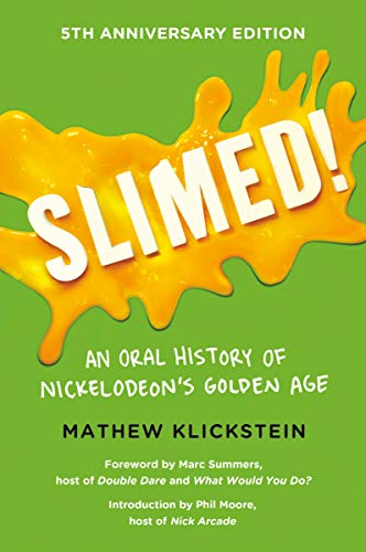 9780142196854: Slimed!: An Oral History of Nickelodeon's Golden Age