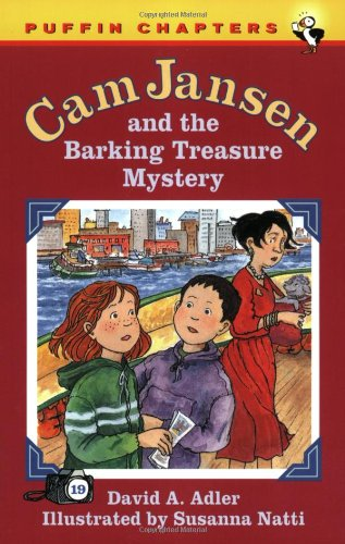 9780142300022: Cam Jansen and the Barking Treasure Mystery