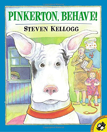 9780142300077: Pinkerton, Behave! (Picture Puffin Books)