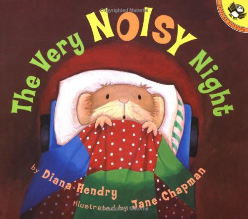 9780142300121: The Very Noisy Night (Picture Puffins)