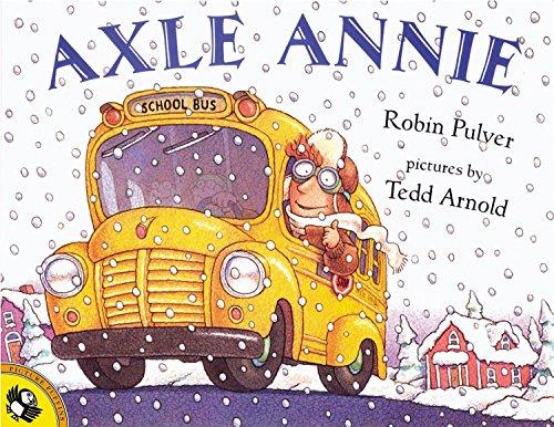 Axle Annie: Robin Pulver