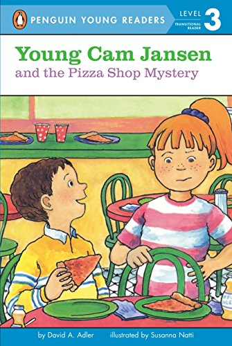 9780142300206: Young Cam Jansen and the Pizza Shop Mystery