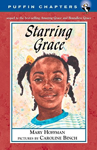 9780142300220: Starring Grace (Puffin Chapters)