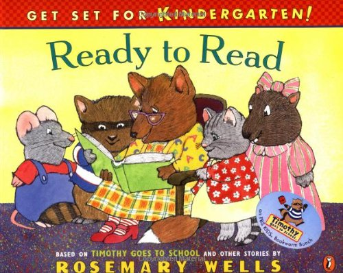 9780142300398: Ready to Read (Get Set for Kindergarten!)