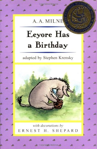 9780142300428: Eeyore Has a Birthday (Pooh Etr 2) (Puffin Easy-to-Read)