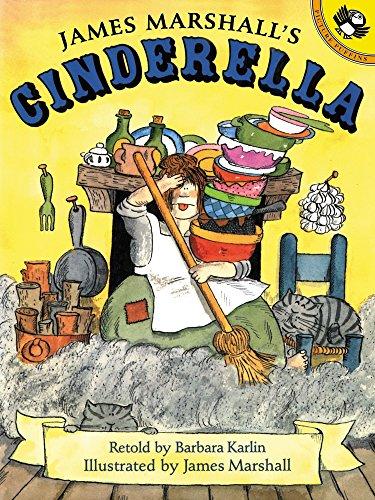 9780142300480: James Marshall's Cinderella