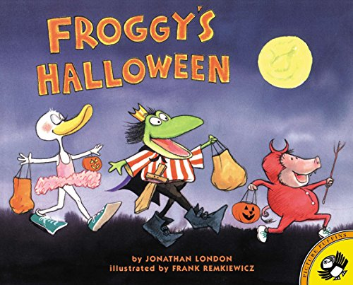 9780142300688: Froggy's Halloween
