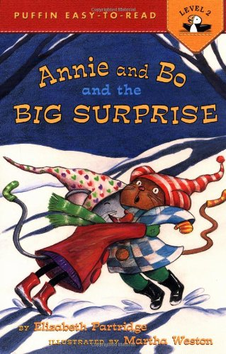 9780142300718: Annie and Bo and the Big Surprise (Easy-to-Read, Puffin)