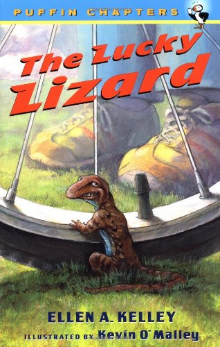 9780142300725: The Lucky Lizard (Puffin Chapters)
