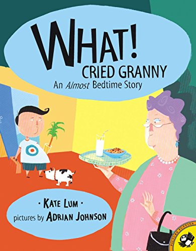 9780142300923: What! Cried Granny (Picture Puffins)