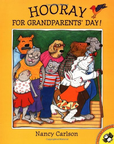 9780142301258: Hooray for Grandparents Day! (Reading Railroad)
