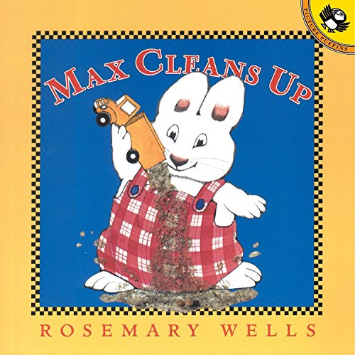 9780142301333: Max Cleans Up (Max and Ruby)