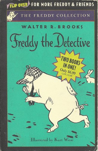 9780142301623: Freddy the Detective / Freddy Goes to Florida Flip Book