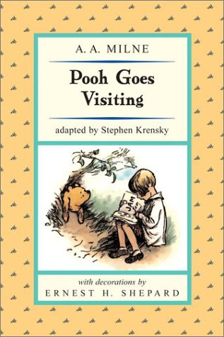 9780142301845: Pooh Goes Visiting (Puffin Easy-to-Read) (Winnie-the-Pooh)