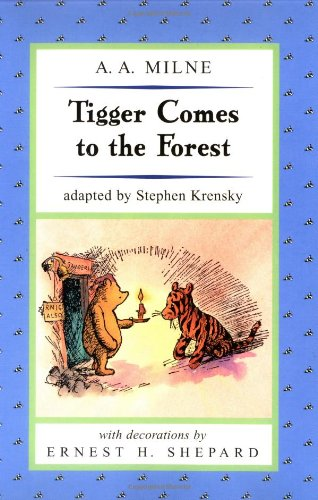 9780142301852: Tigger Comes to the Forest (Winnie-the-Pooh)