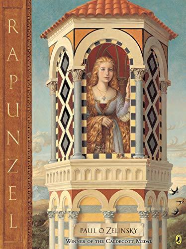 9780142301937: Rapunzel (Picture Puffin Books)