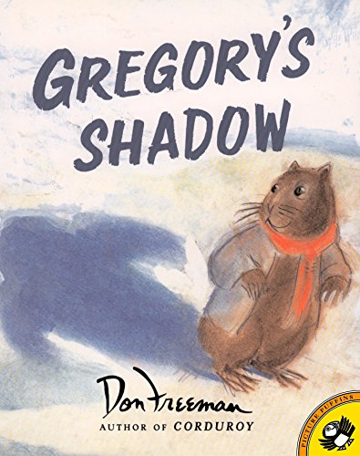 9780142301968: Gregory's Shadow (Picture Puffin Books)