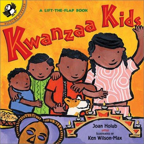 9780142301999: Kwanzaa Kids (Lift-the-Flap, Puffin)