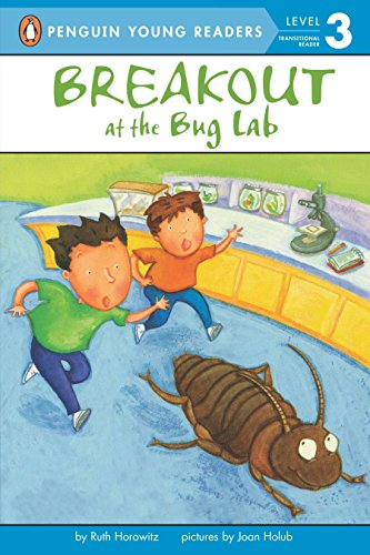 9780142302002: Breakout at the Bug Lab (Penguin Young Readers. Level 3)