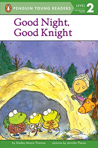 9780142302019: Good Night, Good Knight (Penguin Young Readers, Level 2)