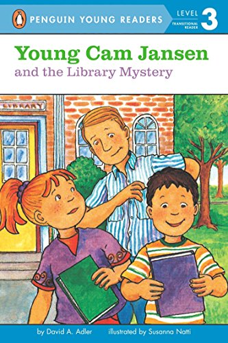 9780142302026: Young Cam Jansen and the Library Mystery