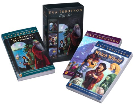 9780142302323: The Eva Ibbotson Gift Set