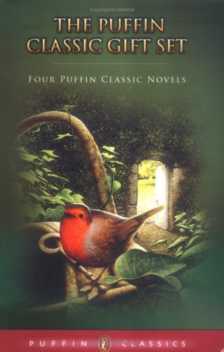 The Puffin Classic Gift Set: Jane Eyre: Frances Hodgson Burnett,