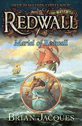 Mariel of Redwall (Redwall, Book 4): Jacques, Brian